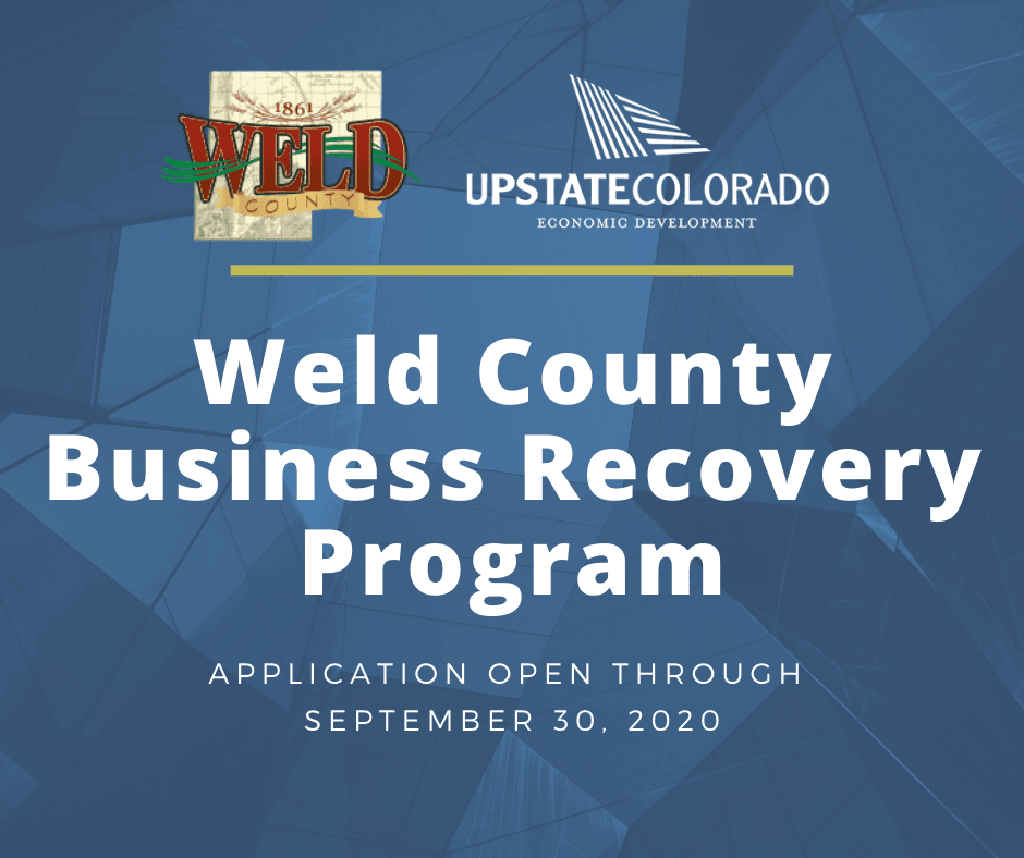 Weld County Business Recovery Program